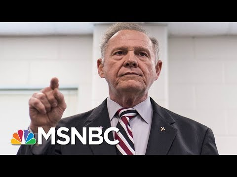 GOP Strategist Susan Del Percio On Roy Moore Support: You Are About To Lose Me | Morning Joe | MSNBC