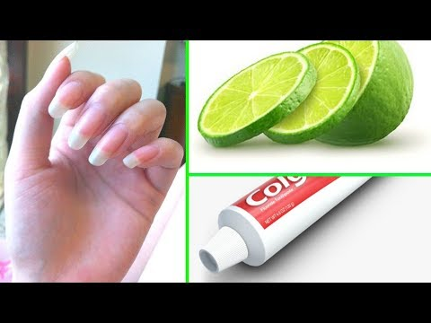 How To Keep Your Nails Clean And Grow Fast