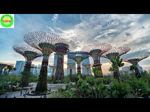 Unbelievably Amazing Gigantic Huge Public Gardens Eco Museums