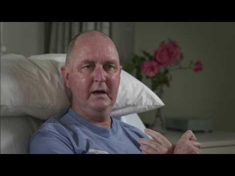 Peter Van Wensveen: An intimate look into palliative care.