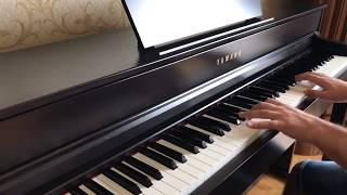 Medcezir Soundtrack - Aşk Mühürü (Mira & Yaman) - Piano Music - Toygar Işıklı