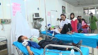 12 học sinh ở Tuyên Quang nhập viện nghi do ngộ độc thực phẩm