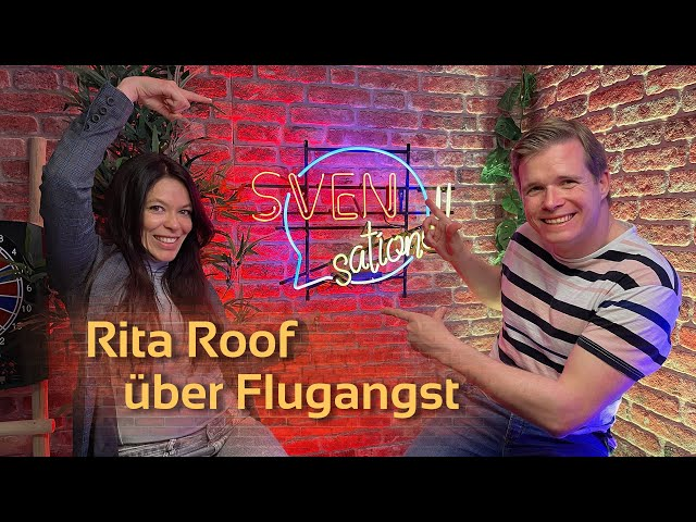 Rita Roof, Musikerin über Flugangst | SVENsationell #11