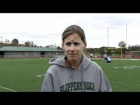 SRU Field Hockey vs CW Post 9/26/10