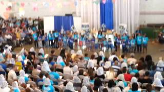 28º ANIVERSÁRIO IGREJA PENTECOSTAL ANABATISTA