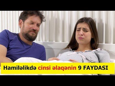 Hamiləlikdə Cinsi əlaqəsin 9 FAYDASI - Gəl Gör