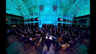 Benjamin Britten in 360 degrees: 'Dawn - Four Sea Interludes' performed by the BBC Philharmonic