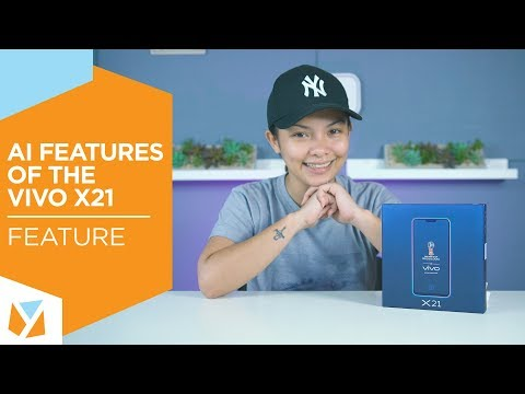 AI Features Of The Vivo X21 - This Phone Is SMART!