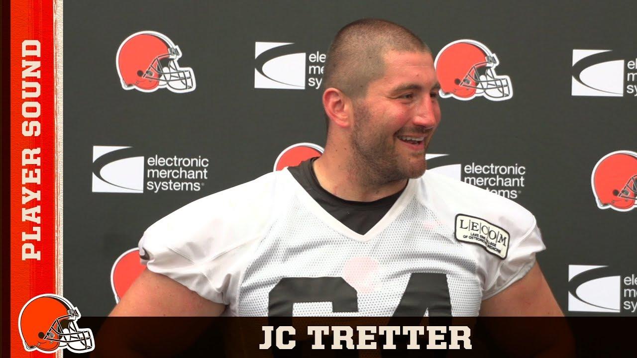 the best attitude c9467 f8293 JC Tretter: