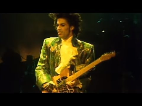 Prince - Take Me With U (Official Music Video) (Live from Houston, TX - January 1985)