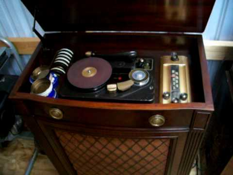 slivertone wire recorder radio broadcasts part 1