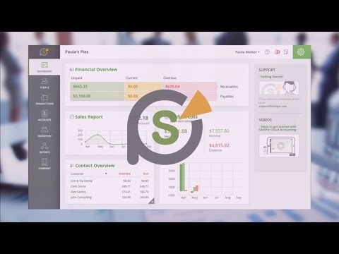 Free Accounting Software for Small Business by SlickPie