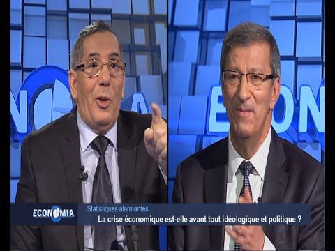 Economia : Noureddine Boukrouh / Ali Benouari sur l'avenir de l'Algérie - www.lepointeco.com