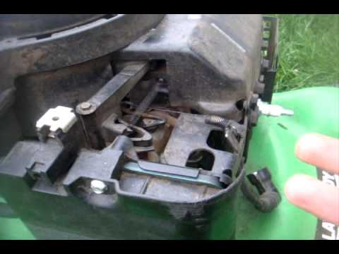 Fix and Start the 2010 Lawnboy 10642C