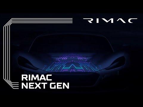 Rimac Next Generation Hypercar - Teaser