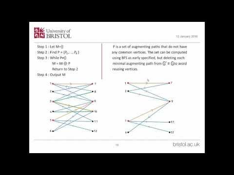 Hopcroft - Karp Algorithm