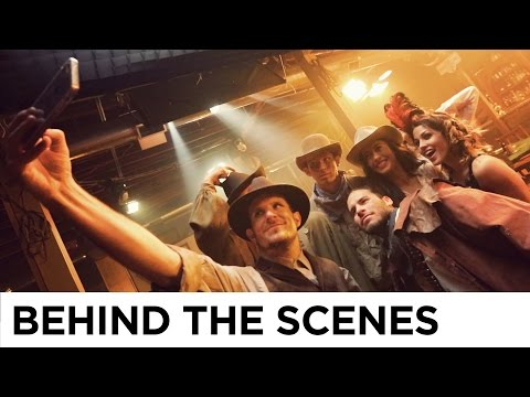 Old West Dance Battle - Behind the Scenes