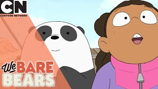 We Bare Bears | Sandcastle Love | Cartoon Network UK