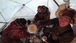Новогодняя рыбалка! Это счастье! Якутия Yakutia