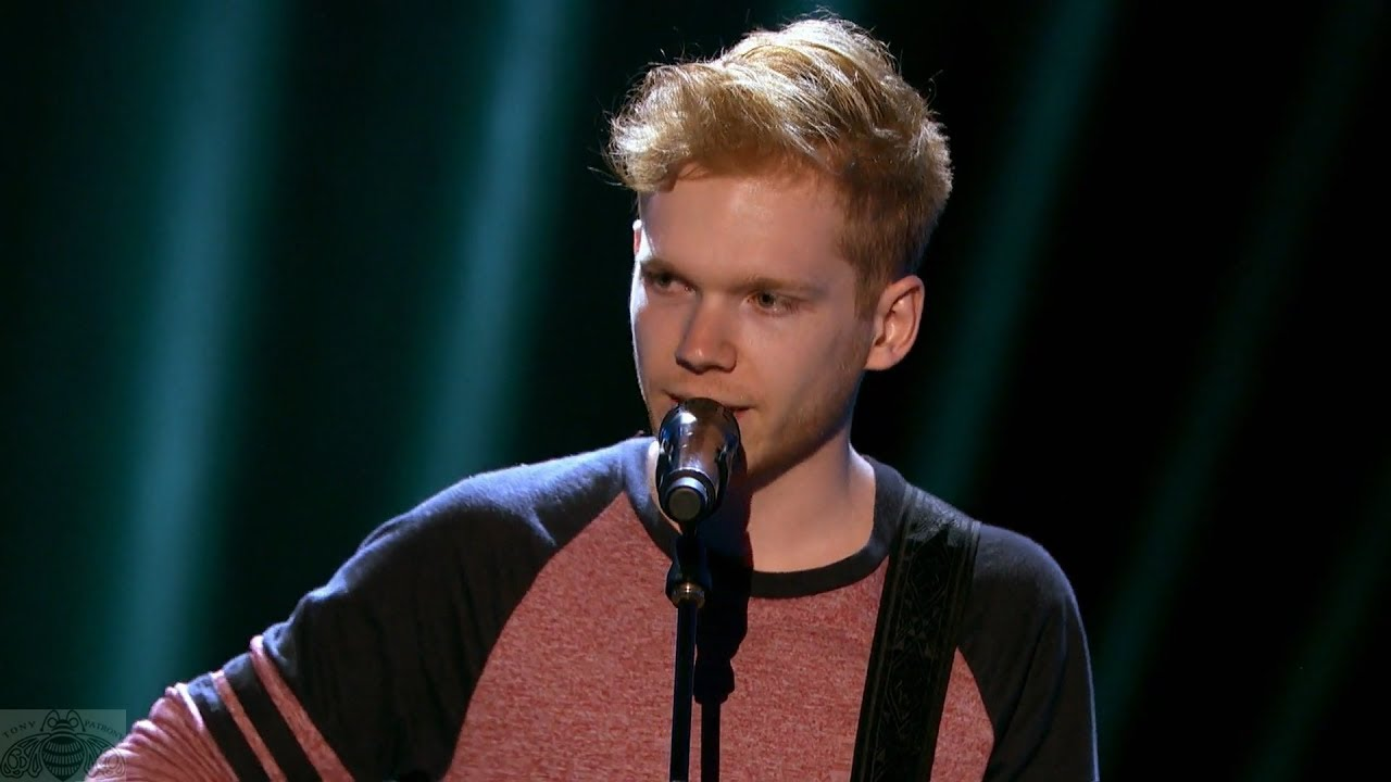 Americas got talent 2017 male singer - America S Got Talent 2017 Chase Goehring Singer Intro Performance Judge Cuts S12e09