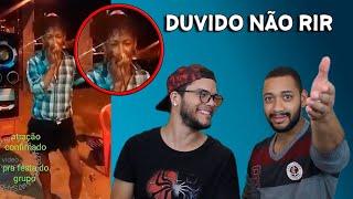 ACHAMOS O NOVO FENÔMENO DA MUSICA BRASILEIRA - DUVIDO NÃO RIR #04