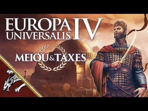 EU4 MEIOU & Taxes 2.0 Ep3 ROMAN RESTART CAMPAIGN!