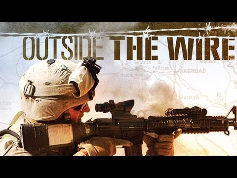 •· Streaming Online Outside the Wire: Baghdad Surge