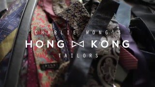 BTS: Hong Kong Tailor