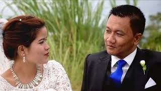 Jimmy weds Sangte i   A wedding Highlight