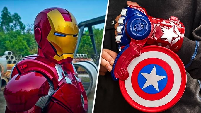 8 Coolest Superhero Gadgets