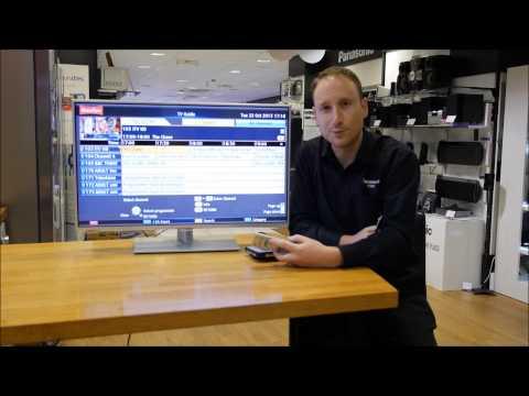 Panasonic Viera E6 Series LED Television range Overview.