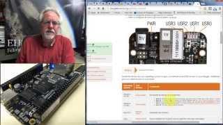 Video Beaglebone Black LESSON 2: Getting Started download MP3, 3GP, MP4, WEBM, AVI, FLV Mei 2018