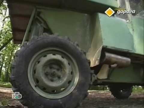 видео: Лесной Краб - вездеходы Александра Копытова
