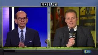 01/09/2018 SECN segment - Greg McCelroy on Alabama Championship (HD)
