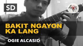 Bakit Ngayon Ka Lang - Ogie Alcasid (solo guitar cover)