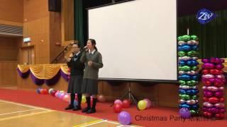 風采中學學生會Christmas Party-演唱小幸運