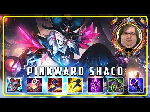 PinkWard Shaco Montage - 999 IQ