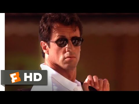 The Specialist (1994) - Poolside Explosion Scene (5/10)   Movieclips