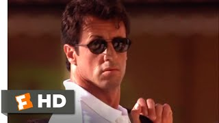 The Specialist (1994) - Poolside Explosion Scene (5/10) | Movieclips