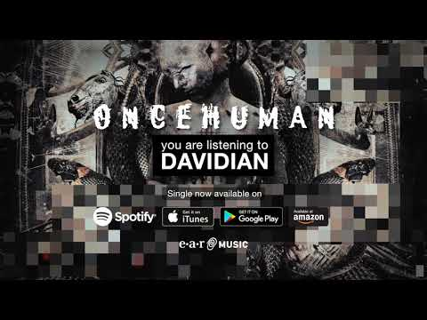 """Once Human """"Davidian"""" Studio Version (MACHINE HEAD COVER) - Official Full Song Stream"""