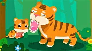 "Play ""Animals Paradise"" Baby Games To Learn Animals Fun Animation For Children"