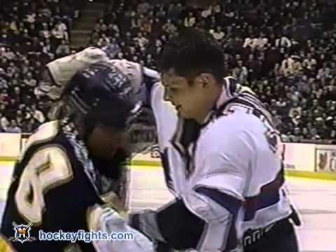 Denny Lambert vs Chris McAllister Dec 19, 1998