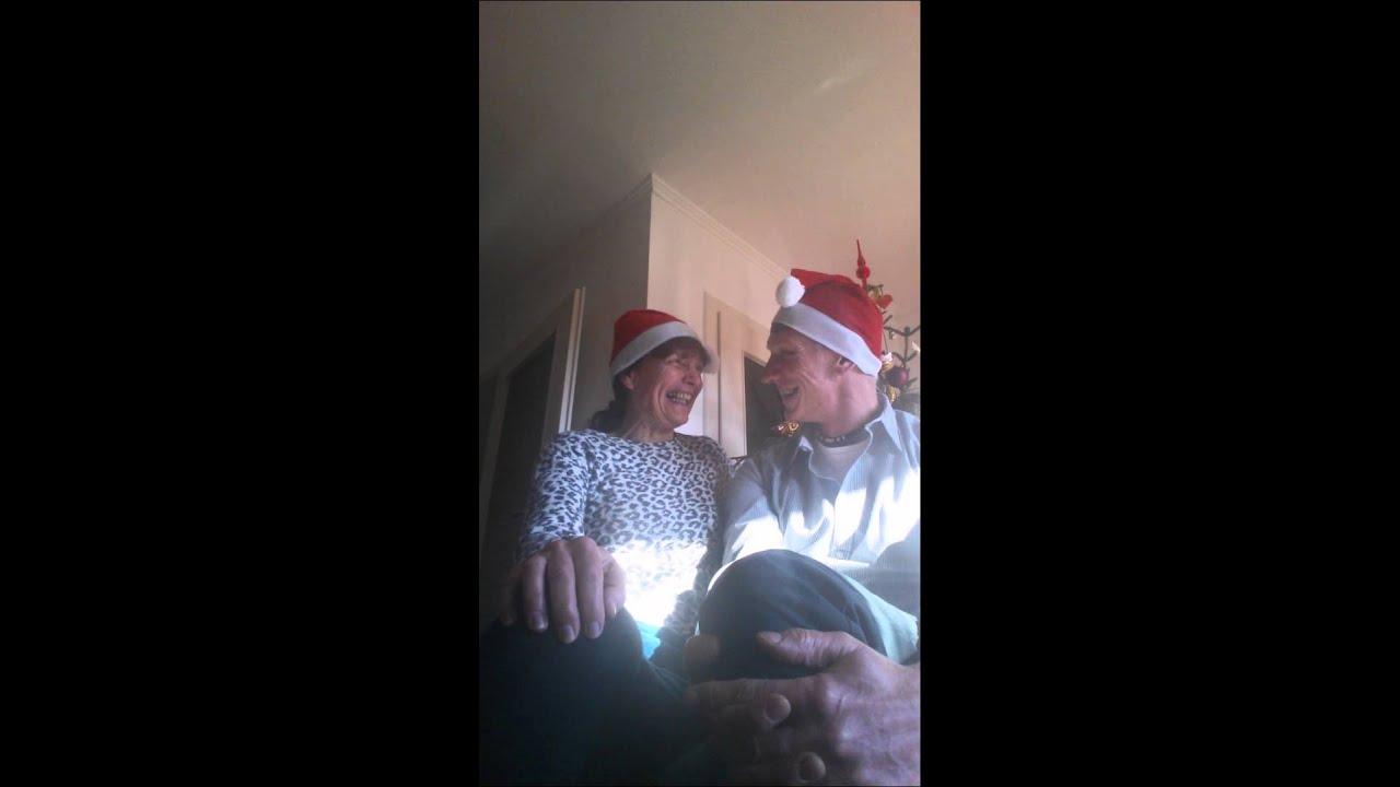 Opa und Oma machen ein Video 3. Versuch - YouTube