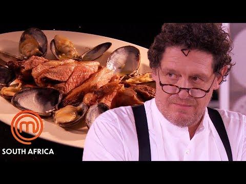 Marco Pierre White Masterclass For The Final! | MasterChef South Africa | MasterChef World