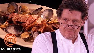 Marco Pierre White Masterclass for the Final! | MasterChef South Africa