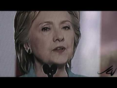"""Hillary Clinton  Blistering Attack on Donald Trump in Reno """"Now the rest of the story""""   YouTube"""