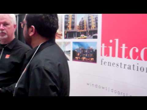 Top Glass Exhibit 2015 - Tiltco