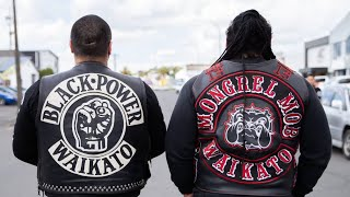 Mongrel Mob and Black Power talk peace ( Part1)