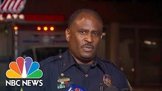 Dallas Police: Off-Duty Cop Enters Wrong Apartment, Fatally Shoots Man | NBC News