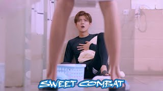 SWEET COMBAT  LuHan × Guan Xiaotong love story❤️